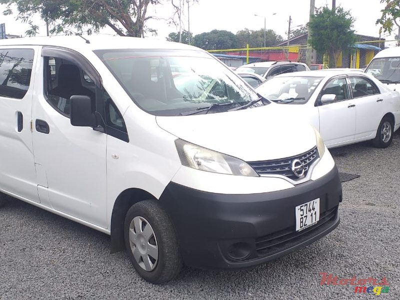 2011 Nissan NV NV200 in Quartier Militaire, Mauritius