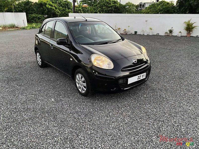 2011 Nissan March AK13 Auto 1.2L JAPAN en Roches Noires - Riv du Rempart, Maurice