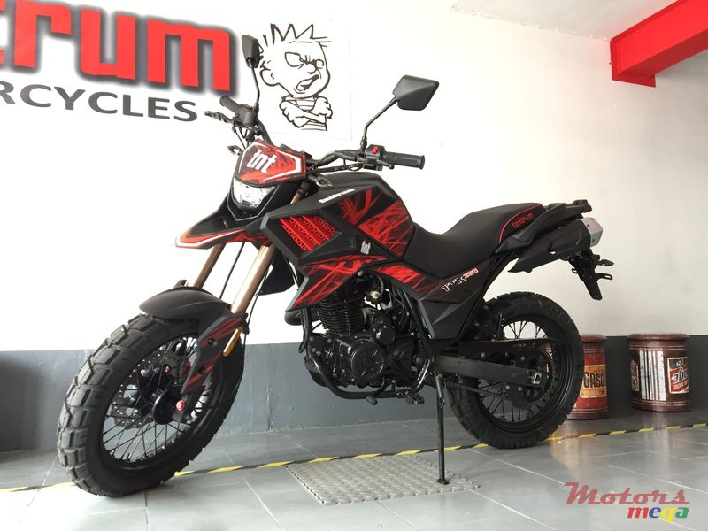 2018 TM Tantrum TTK250 in Port Louis, Mauritius
