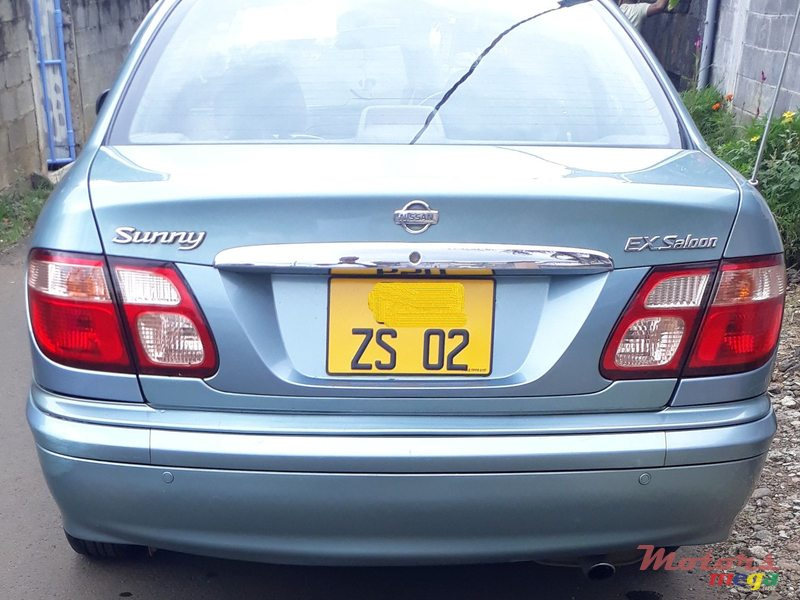 2002 Nissan Sunny in Rose Belle, Mauritius - 2