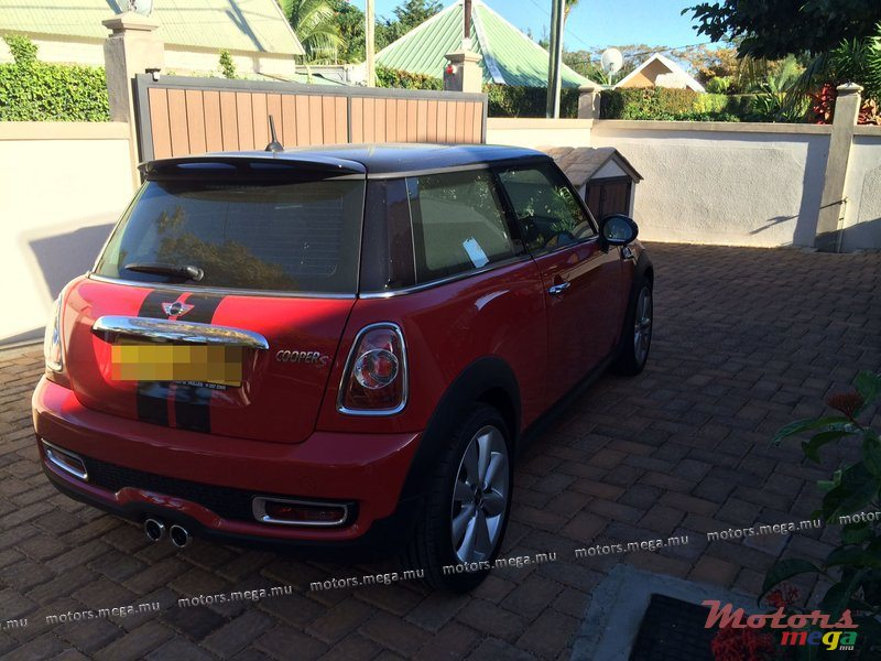 2012 Mini Cooper S Red Hot Chili Pack For Sale