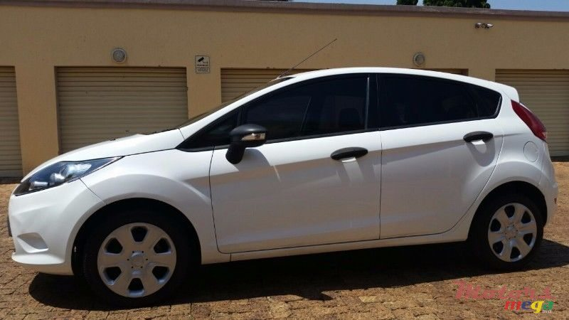 2011 Ford fiesta in Flacq - Belle Mare, Mauritius