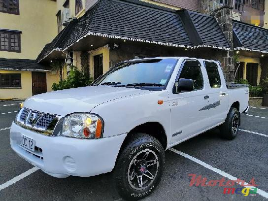 2012 Nissan NP300 in Port Louis, Mauritius