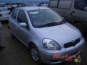 2002' Toyota Vitz 2002 for sale - 228,000 Rs  Curepipe