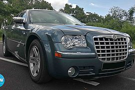 2006' Chrysler 300 C