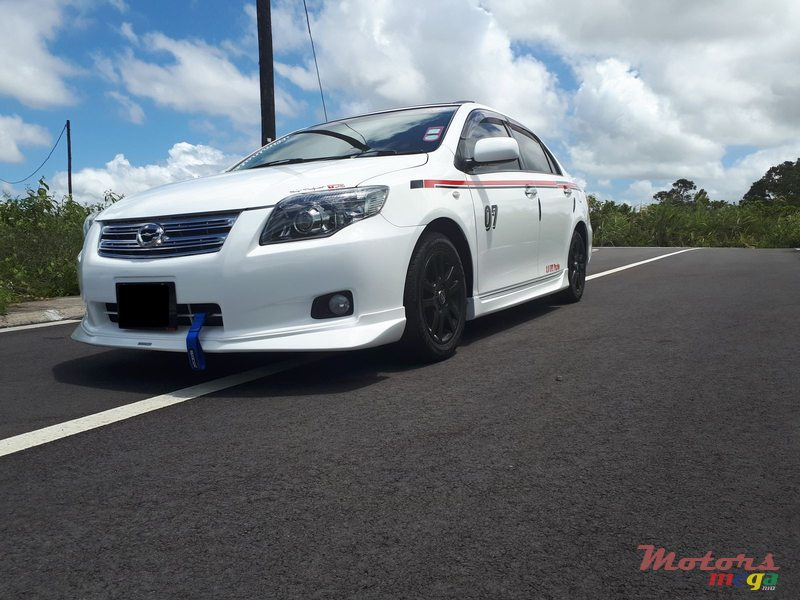 2009' Toyota Corolla Axio GT Turbo for sale - 448,000 Rs  Vicky