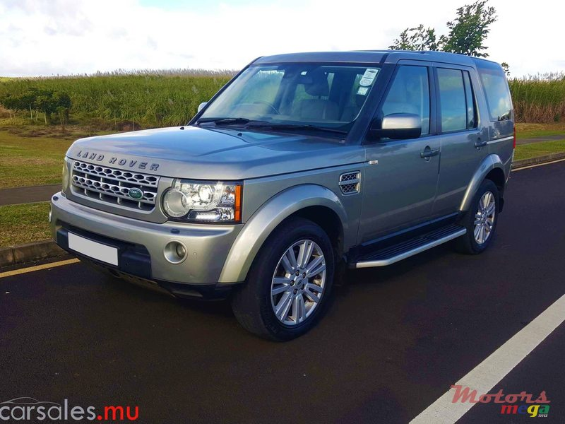 2010 Land Rover Discovery 4 V8 HSE in Moka, Mauritius