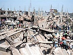 Bangladesh Factory Collapse: Rescue Teams Hunt for Survivors
