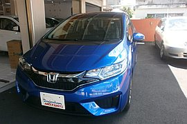 2016' Honda FIT USA