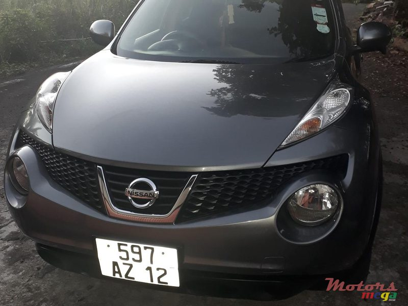2012 Nissan JUKE in Flacq - Belle Mare, Mauritius - 2