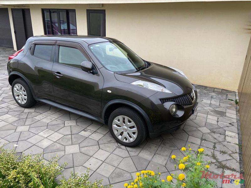 2012 Nissan JUKE in Terre Rouge, Mauritius - 2