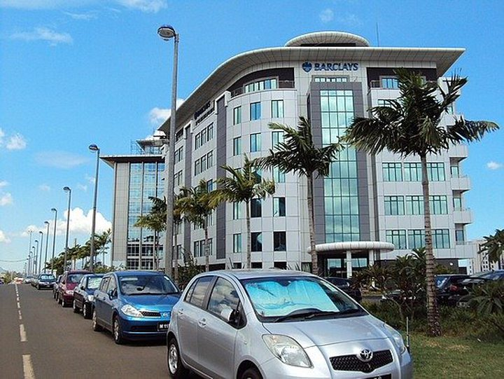 Barclays Mauritius office