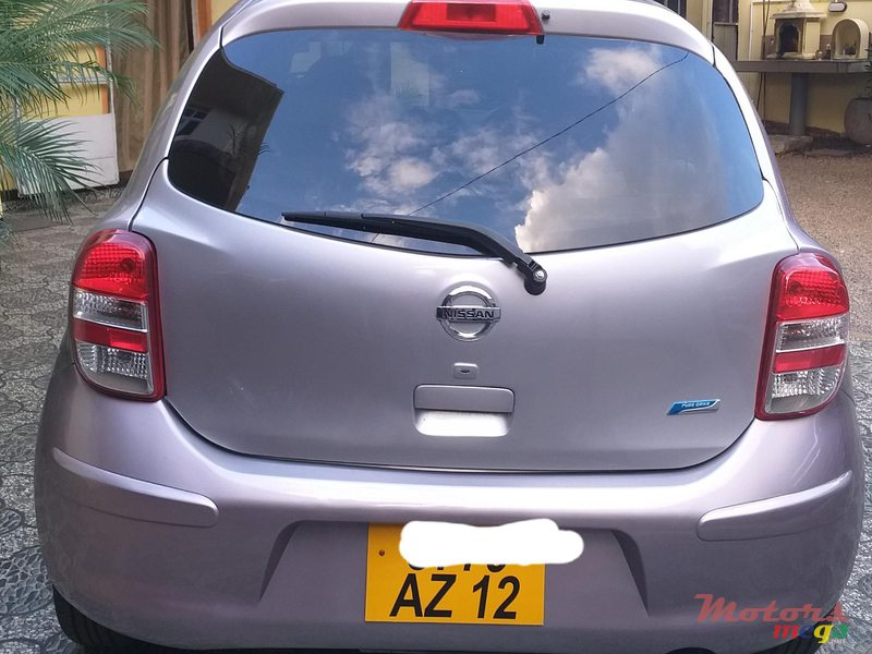 2012 Nissan March in Mapou, Mauritius - 3