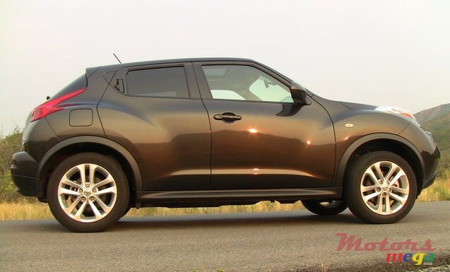 2011 Nissan Juke 1618 Cc Turbo For Sale 675 000 Rs