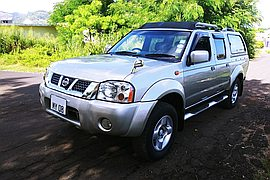 2008' Nissan Hardbody 3.0 Turbo