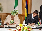 Mauritius and Nigeria Signed Agreement About Double Taxation System