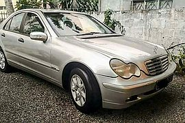 2000' Mercedes-Benz CL 180