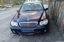 2006' Mercedes-Benz CL 180 Kompressor
