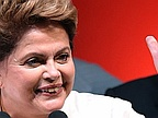 Brazil's President Dilma Rousseff Narrowly Wins Re-Election