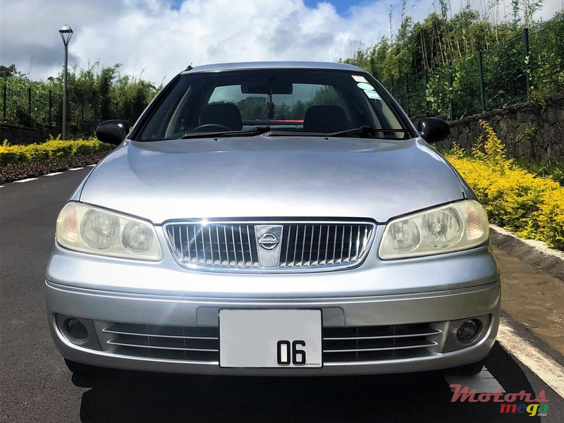 2006 Nissan Sunny in Curepipe, Mauritius