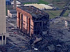 UK, Didcot Power Station: Four Feared Dead and Five Injured After Building Collapse
