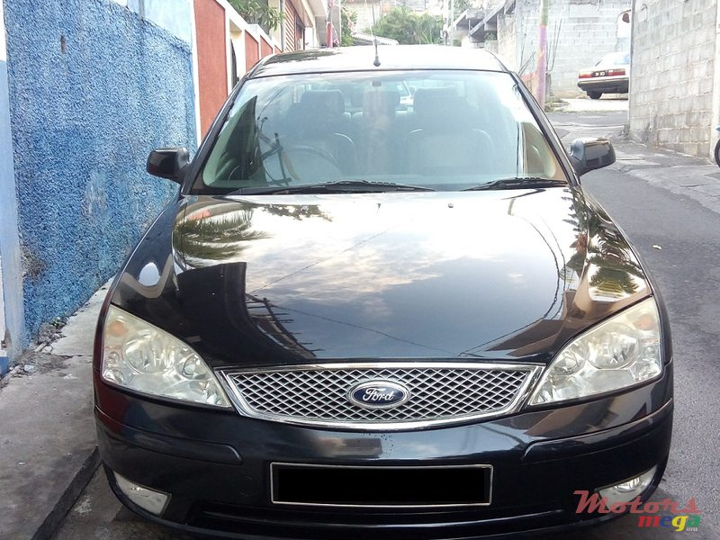 2005' Ford Mondeo for sale - 145,000 Rs  Heidar, Port Louis
