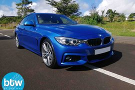 2016' BMW 4 Series Gran Coupe 428i Grand Coupe