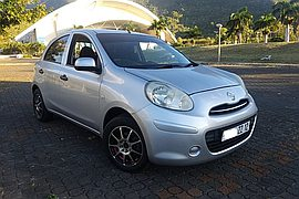 2012' Nissan March