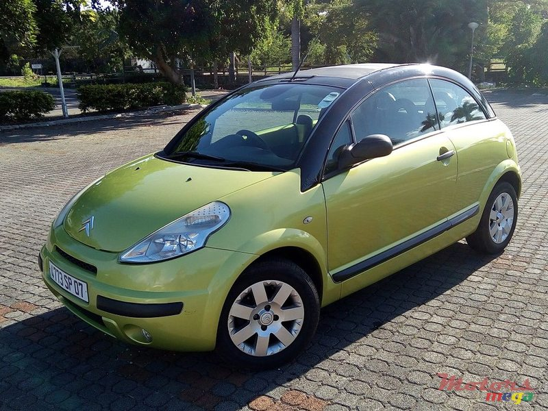 2007 39 citroen c3 cabriolet for sale 290 000 rs heidar port louis mauritius. Black Bedroom Furniture Sets. Home Design Ideas