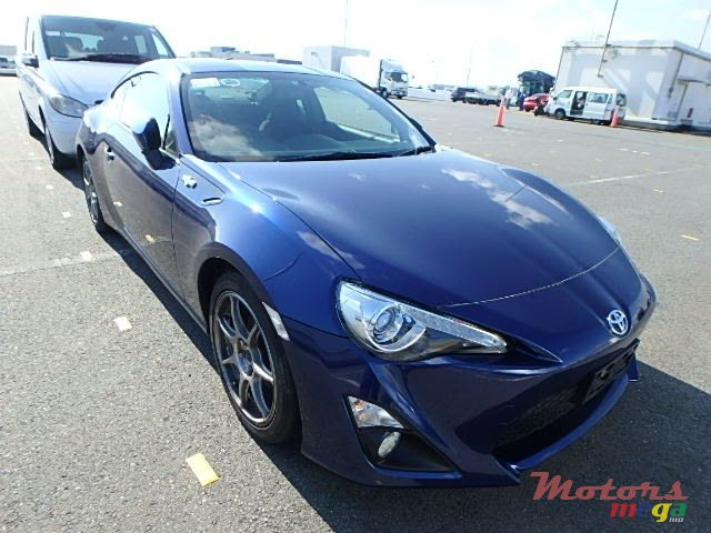 2013 Toyota Gt 86 For Sale 1 300 000 Rs Vacoas Phoenix