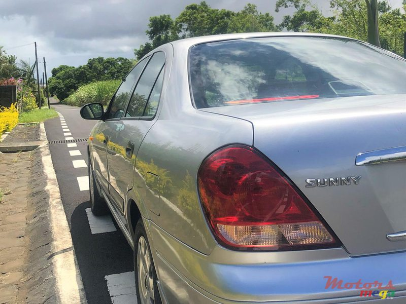 2006 Nissan Sunny in Curepipe, Mauritius - 5