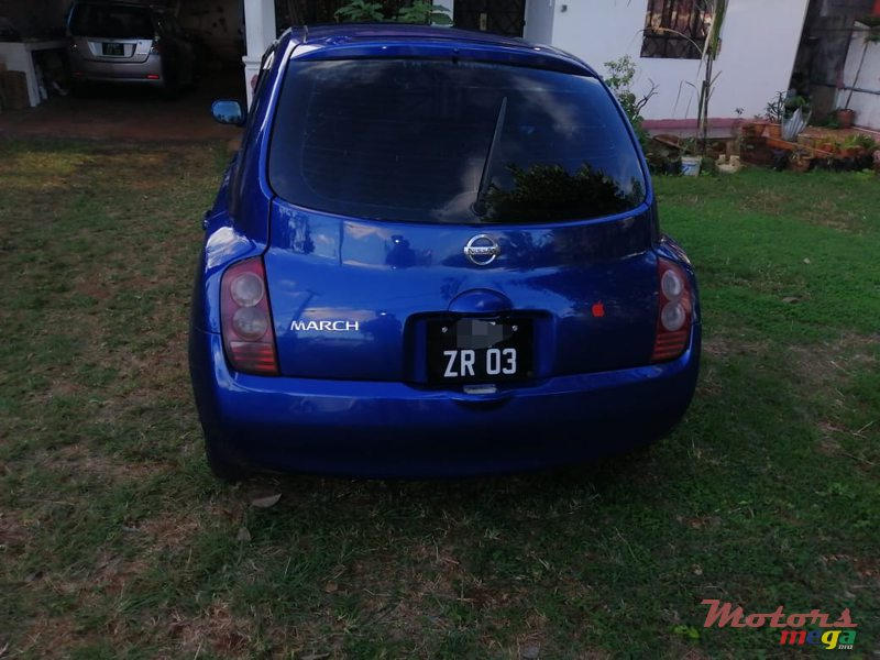 2003 Nissan March in Port Louis, Mauritius - 4