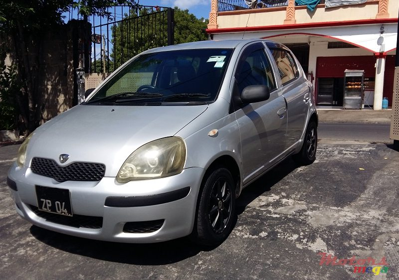 2004 Toyota Vitz For Sale Terre Rouge Mauritius
