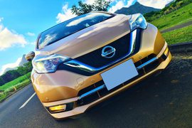 2017' Nissan Note E-Power