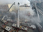 New York: Two Buildings Collapse, Killing 1 and Injuring 17 After Gas Explosion in Harlem