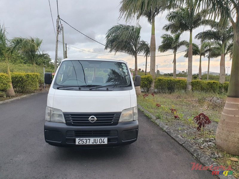 2004 Nissan E25 Goods Vehicle in Curepipe, Mauritius
