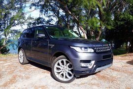 2015' Land Rover Range Rover Sport 3.0TD HSE