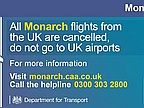Monarch Airlines Collapse Leaves 110,000 Travelers Stuck Overseas