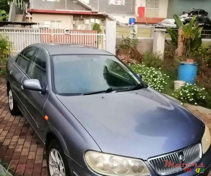 2005 Nissan Sunny in Port Louis, Mauritius - 2