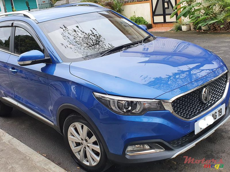 2019 MG ZS Sport in Mahébourg, Mauritius