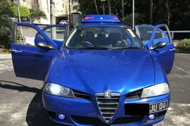 2004' Alfa Romeo 156 TWIN SPARK GUIGIARO - LEATHER
