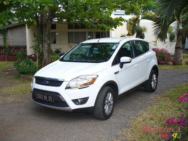 2009 39 ford kuga for sale 1 200 000 rs port louis mauritius. Black Bedroom Furniture Sets. Home Design Ideas