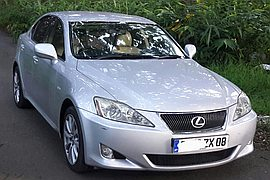 2008' Toyota Lexus IS220d