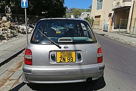 1999' Nissan March