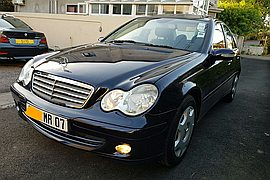 2007' Mercedes-Benz c 180 automatic