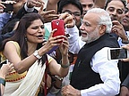 Narendra Modi goes viral on app stores