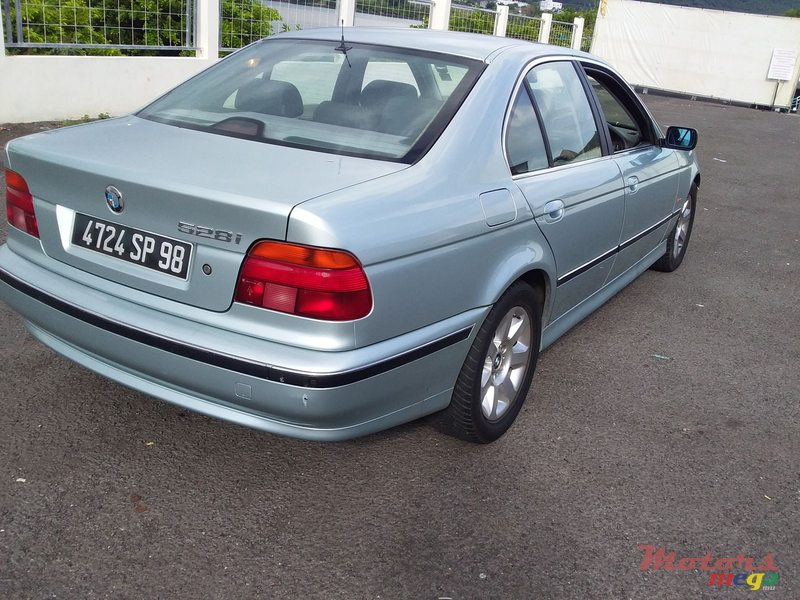 1998 BMW 5 Series in Port Louis, Mauritius