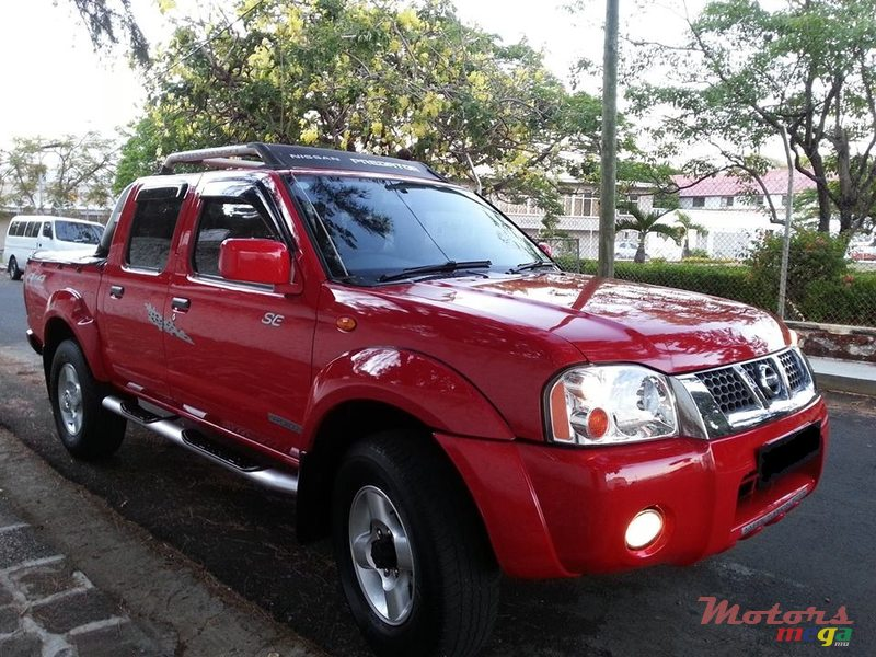2004 Nissan Hardbody For Sale Price Is Negotiable Port Louis