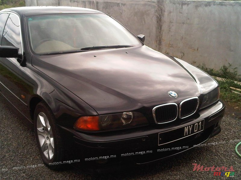 2001\' BMW 5 Series 530d for sale - 310,000 Rs. Vacoas-Phoenix, Mauritius