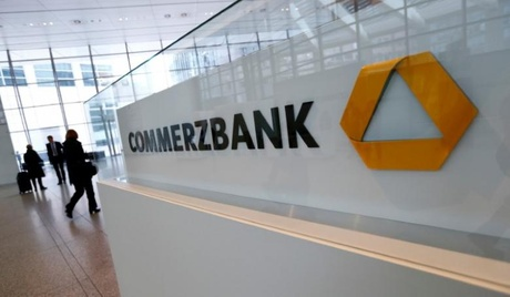 Commerzbank would cut nearly 10,000 jobs or more than a fifth of its workforce